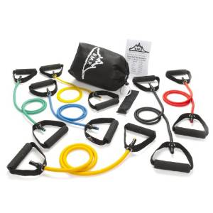 Black Mountain Products' New Strong Man Resistance Bands