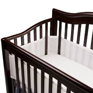 BreathableBaby's Breathable Mesh Baby Crib