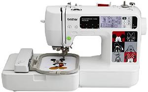 Brother's 4×4 PE540D Embroidery Machine