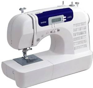 Brother's Feature-Rich CS6000i Embroidery Machine