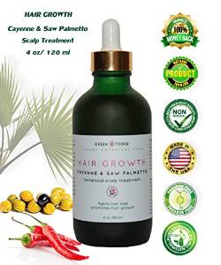 Cayenne's Hair Loss Hair Regrowth Treatment