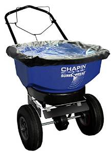 Chapin's 80088 Ice Melt and Salt Spreader
