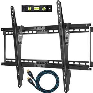 Cheetah Mounts' APTMM2B Tilt TV Wall Mount