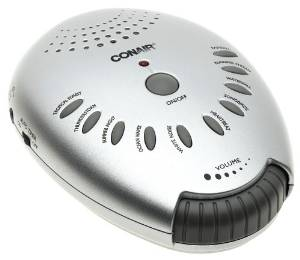 Conair's Sound Therapy Sleep Machine