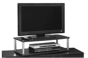 Convenience's 151304 XL TV Swivel Board for Flat Panel