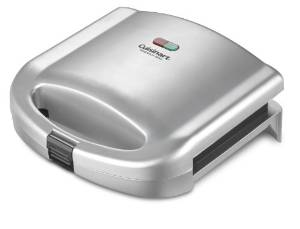 Cuisinart's Electric Grill Dual-Sandwich Maker
