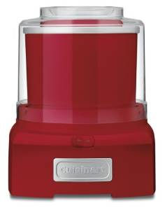 Cuisinart's Ice Cream Frozen Yoghurt Maker ICE-21R