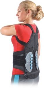 Cybertech's TLSO Extension Orthosis Back Brace