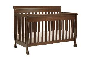 DaVinci's 4-in-1 Kalani Convertible Crib with Toddler Rail