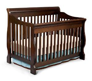 Delta's 4-in-1 Children Canton Convertible Crib