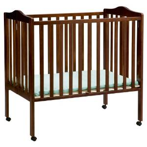 Delta Children's Mini Portable Crib