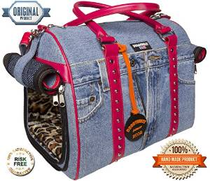 DesignerHand Crafted Dog Carrier