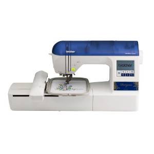 Designio's Series DZ820E Embroidery Machine