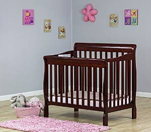 Dream- On-Me's Aden 4 in 1 Crib