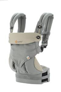 ERGObaby's 4-Position Infant Carrier