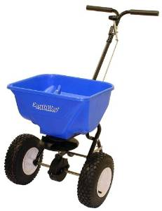 Earthway's 2130 Snow and Ice Melt Spreader
