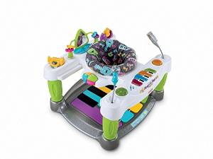 Fisher-Price's Step'N Play Little Superstar piano
