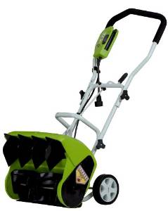 Greenworks' 26022 Snow Thrower
