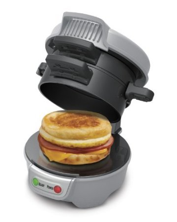 Hamilton Beach's 25475 Breakfast Sandwich Maker
