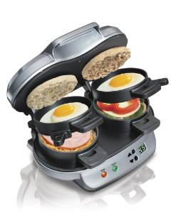 Hamilton Beach's 25490A Sandwich Maker