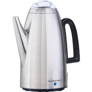 Hamilton Beach's 40614 Percolator