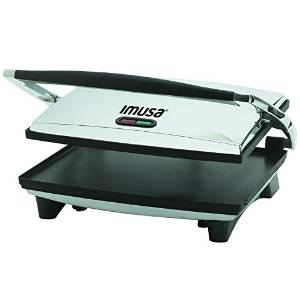 Imusa's GAU-80102 Sandwich and Panini Maker