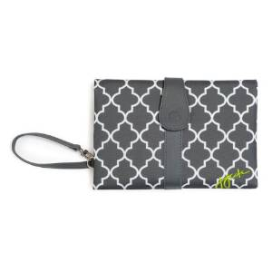 JJ Cole's Diaper Changing Portable Clutch