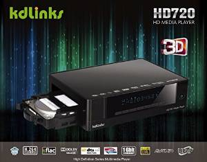 KDLINKS's Extreme 1080P FULL HD 3D HD720