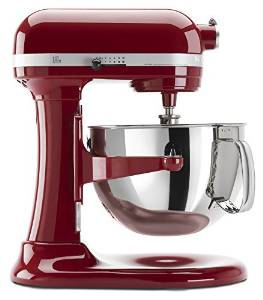 KitchenAid's KP26M1XER Professional 600 Series