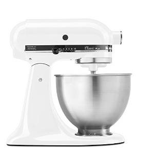 KitchenAid's KSM75WH Stand Mixer