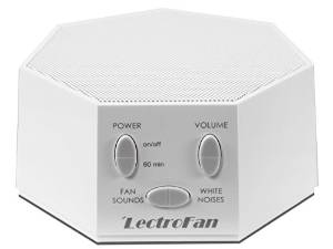 LectroFan's White Noise and Fan Sound
