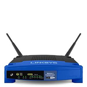 Linksys' Wi-Fi Wireless WRT54GL Router