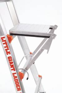 Little Giant's 10104 375 Lbs. Ladder System