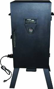 Masterbuilt's 20070210 Electric Analog Smoker