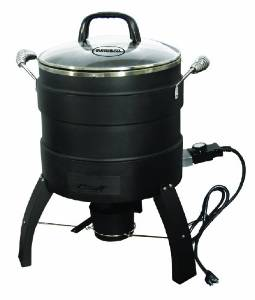 Masterbuilt's Butterball 20100809 Electric Turkey Fryer and Roaster