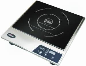Max Burton's Deluxe 6200 Induction Cooktop