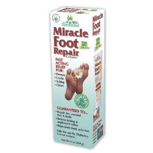 Miracle of Aloe's Foot Repairing Cream