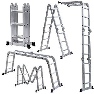 Multi-Purpose 300 LB Light Weight Stepladder