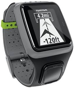 Multi-Sports GPS Watch Heart Rate Monitor
