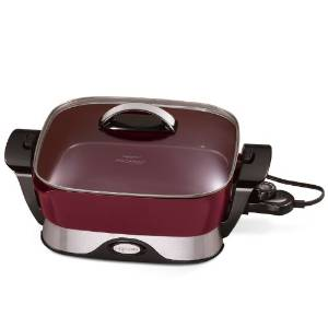 National's Presto 07115 Electric Foldaway Skillet