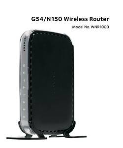 NetGear's WNR1000 RangeMax Wireless Router