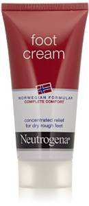 Neutrogena's Norwegian Formula Healthy Foot Cream