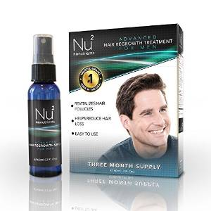 NuNutrients' Advanced Men's Hair Regrowth Treatment