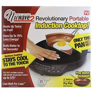 Nuwave's Precision Cooktop