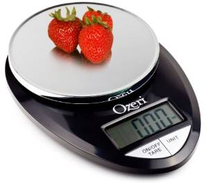 Ozeri's Pro Kitchen Food Digital Scale