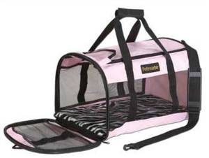 Petmate's Kennel Cab Softsided Dog Carrier