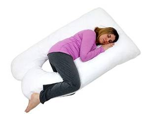 Premium BlowOut U-shaped Bedding Pillow
