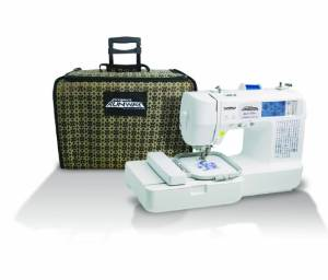 Project Runway LB6800PRW Embroidery Machine