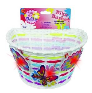 Ride Along Dolly's Lightup Basket