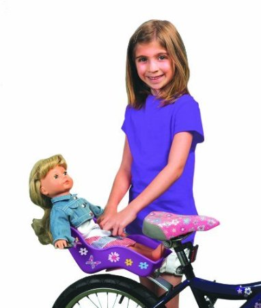 Ride along Doll Bicycle Seat